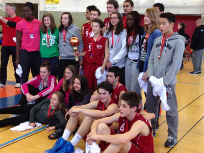 La Haute-Garonne repart avec le titre chez les garçons et une deuxième place chez les filles (photo CD31)