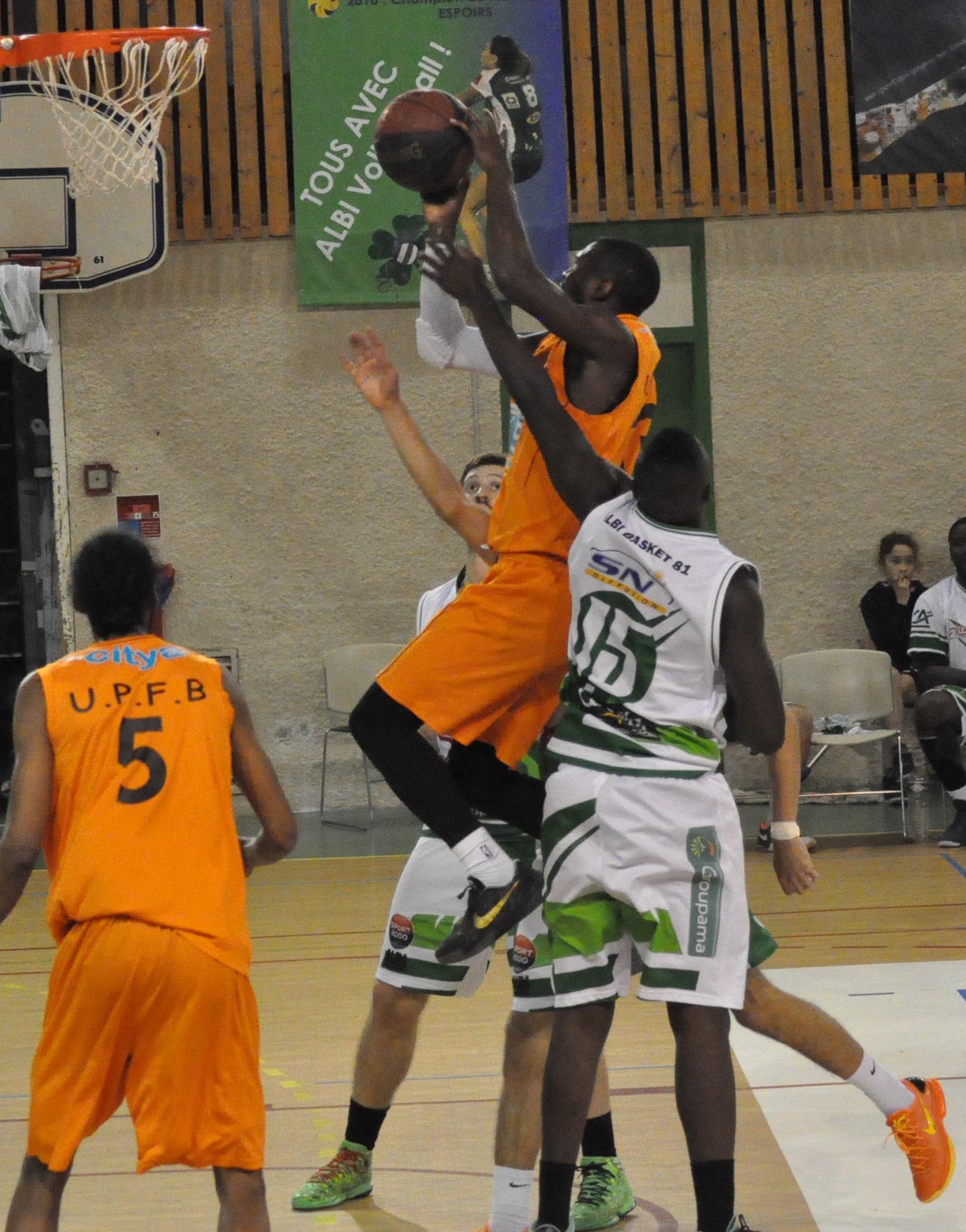 La Delivrance Basket Boteko Bonneau