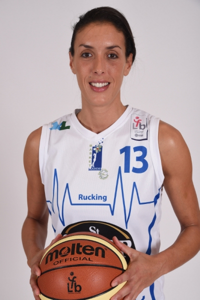 Naura El Gargati, joueuse d'équipe et de devoir, rejoint le TMB (photo : LFB)