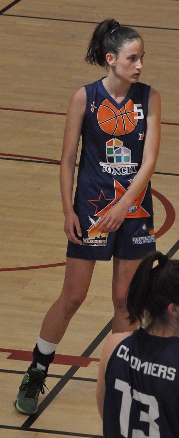 Juliette Giordano rejoint Tournefeuille pour poursuivre sa progression (photo : Benjamin Bonneau)