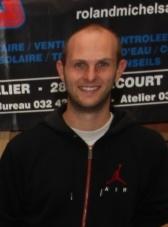 Frédéric Saint-Picq est le nouvel entraîneur de l'USC (photo : BC Boncourt)