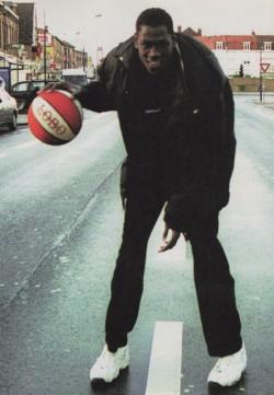 Tahirou Sani, prospect NBA à 14 ans - Photo Hervé Bellenger