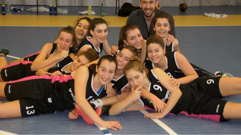 Les jeunes Aveyronnaises disputeront la finale de la grande région (photo : RAB)