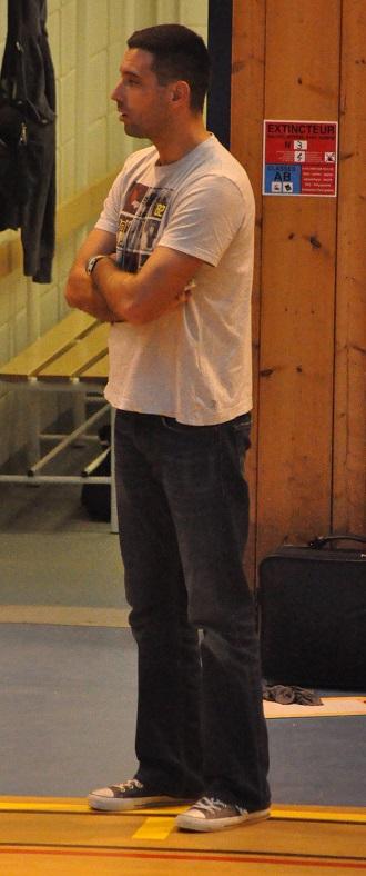Karim El Gueddari a vécu quatre années riches à la tête de l'UVBN (photo : Benjamin Bonneau)