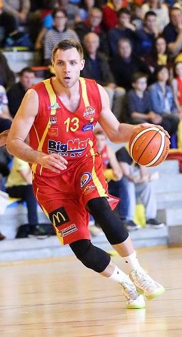 Darius Tarvydas évoluera sous les couleurs du SAP Vaucluse à la rentrée (photo : Guillaume Poumarede)